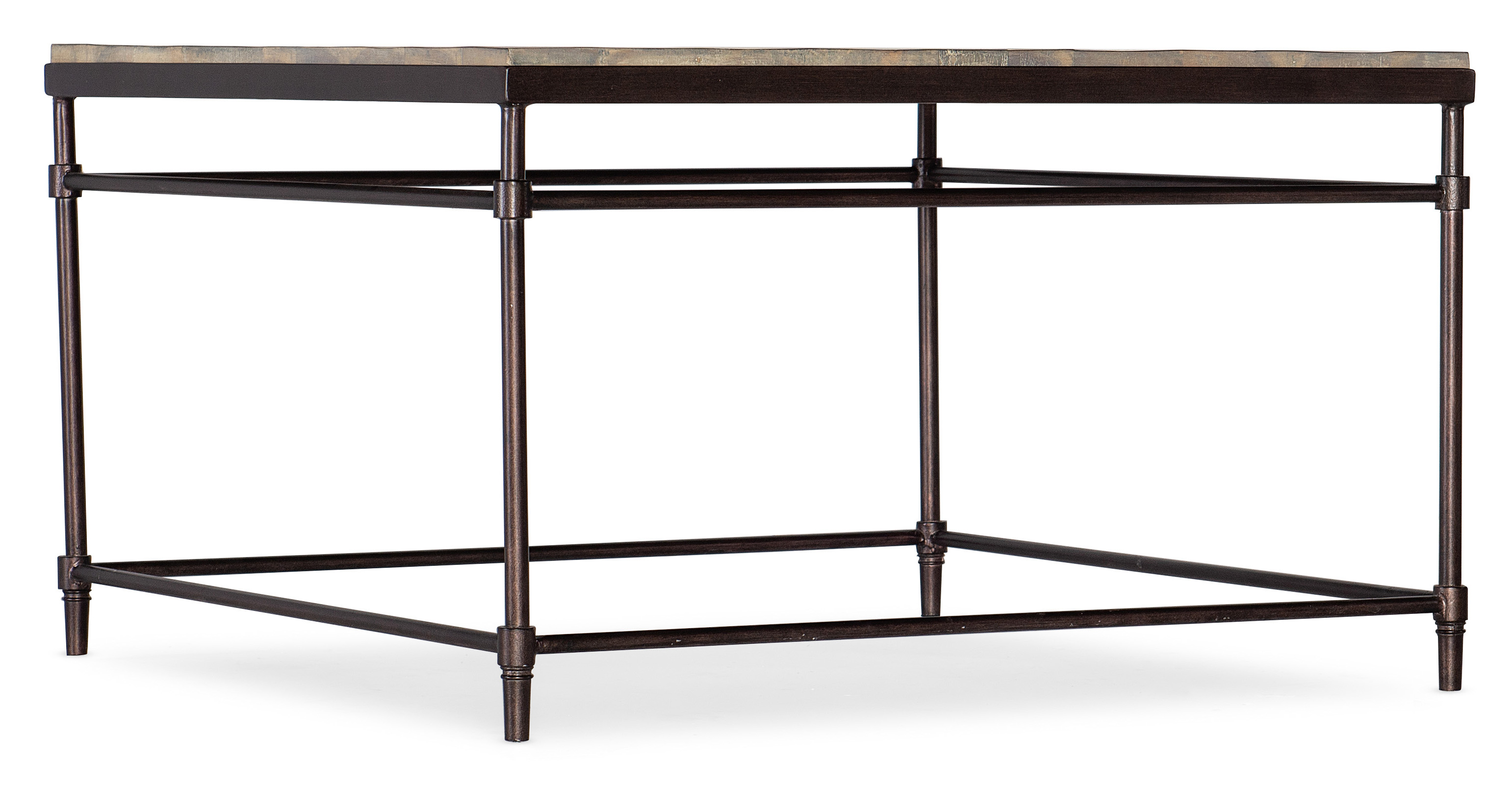 Saint Armand Square Cocktail Table by Hooker Furniture at Zak's Home