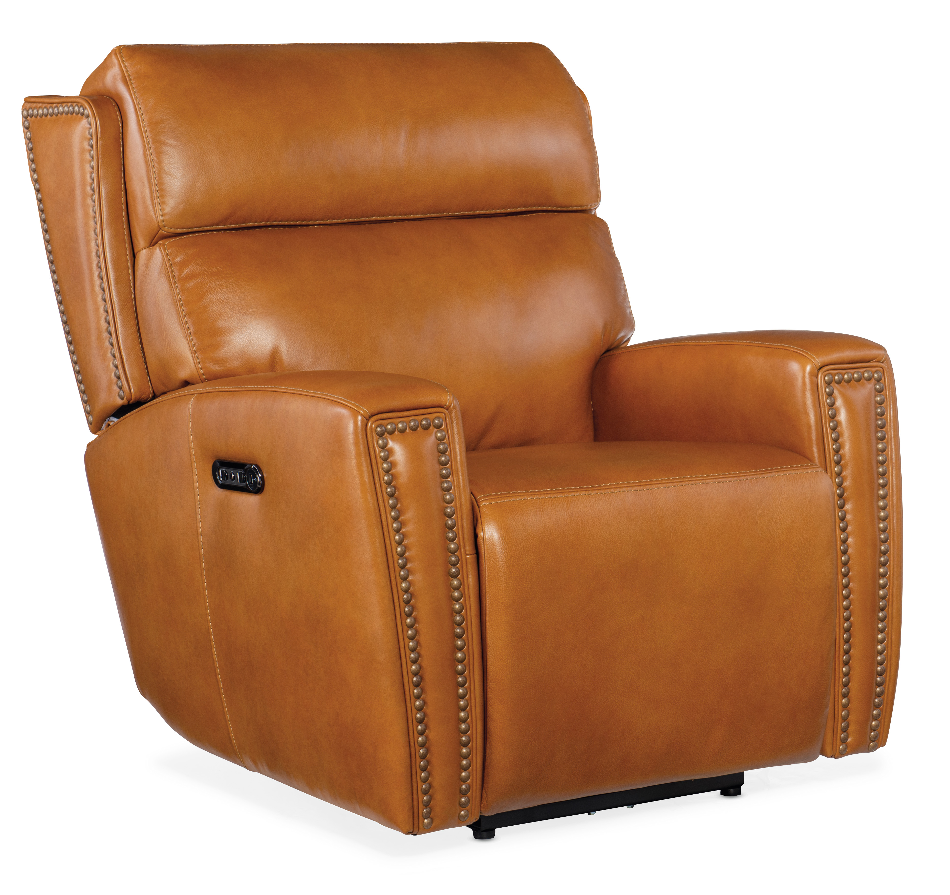 Ruthe Zero Gravity Power Recliner by Hooker Furniture at Miller Waldrop Furniture and Decor