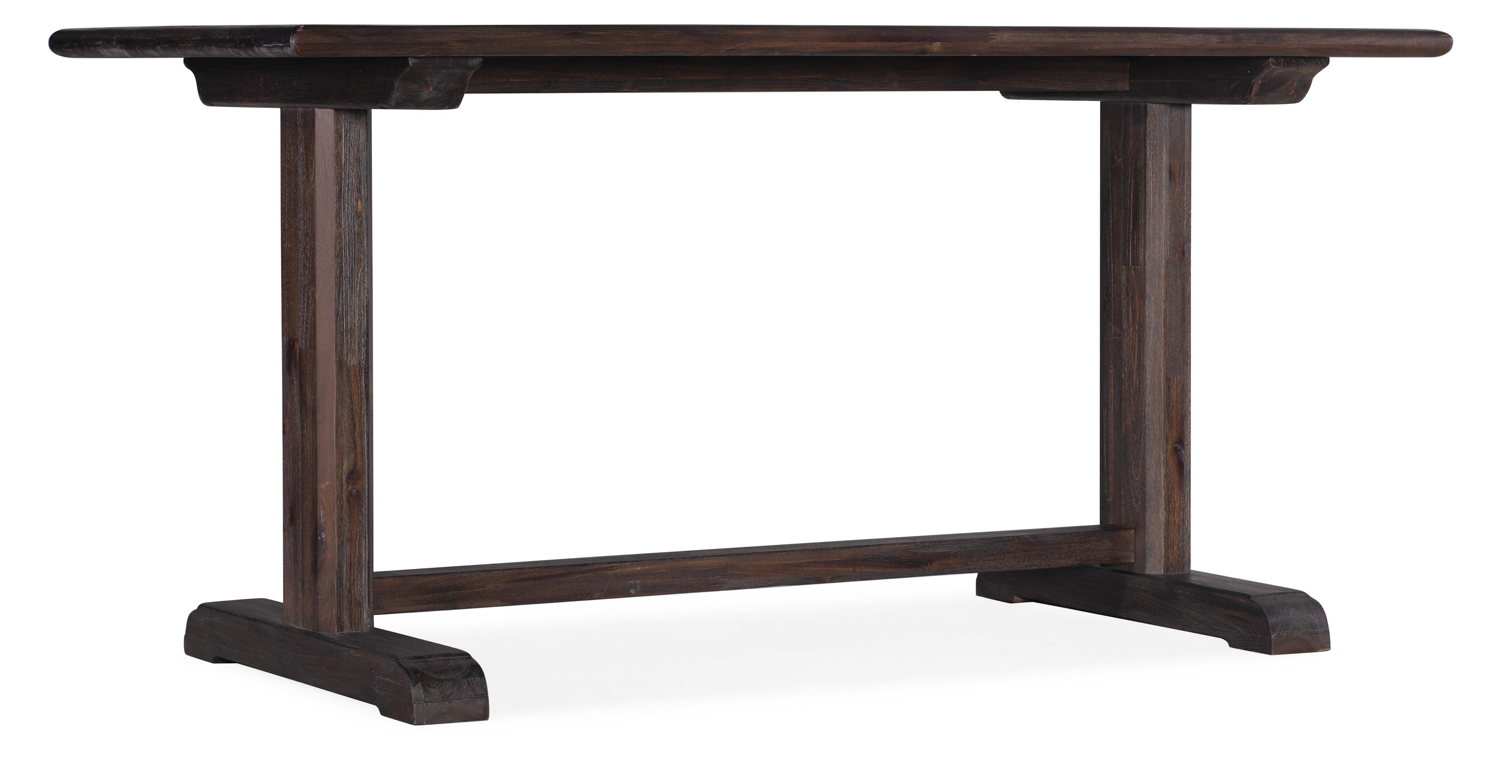 Commerce and Market Beam Desk by Hooker Furniture at Miller Waldrop Furniture and Decor