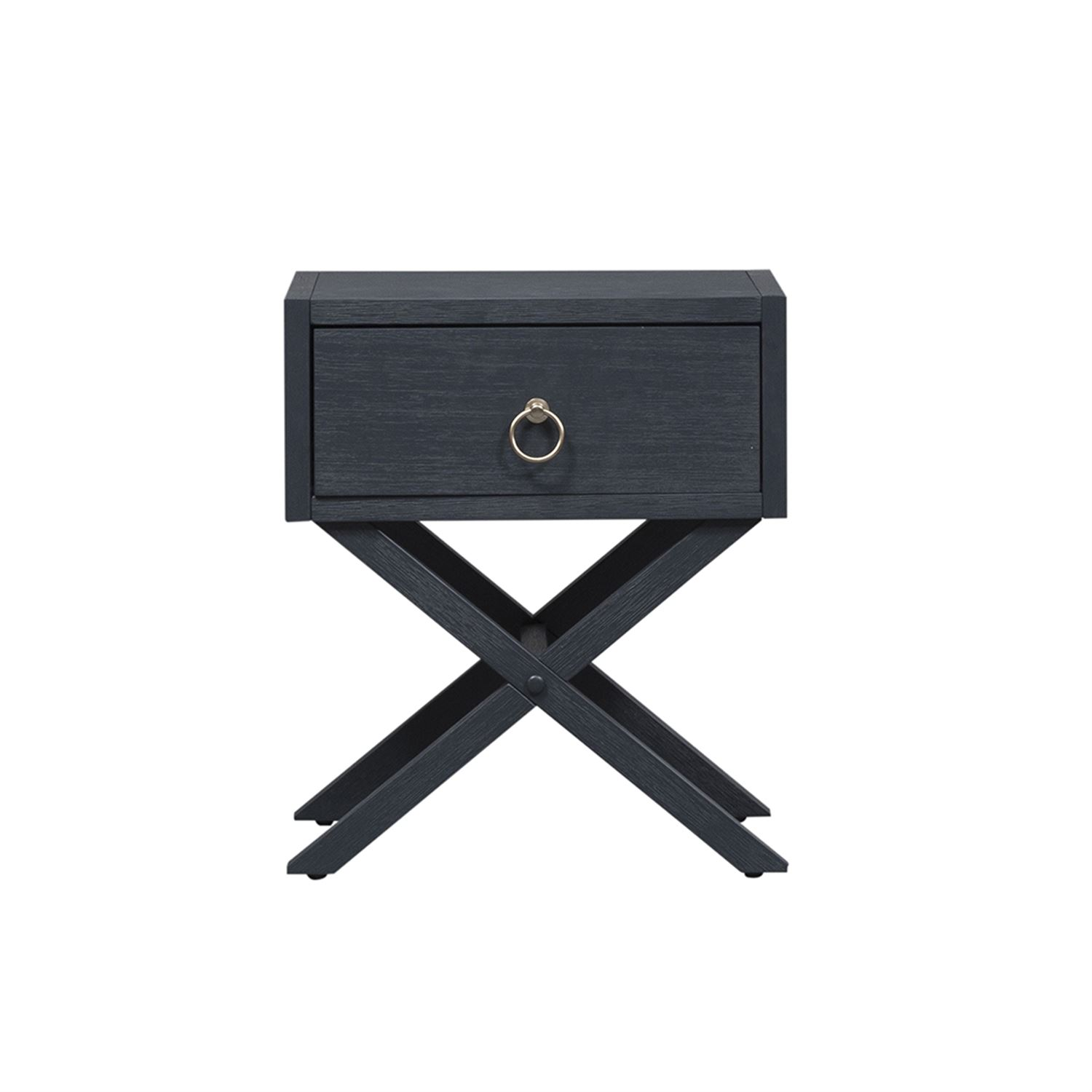 Midnight End Tables by Liberty Furniture at Upper Room Home Furnishings
