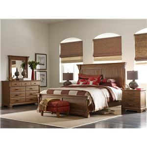 Kincaid Furniture Stone Ridge Queen Bedroom Group