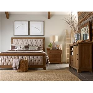 Kincaid Furniture Stone Ridge CK Bedroom Group