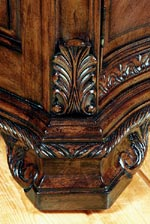 Acanthus Leaf Carvings