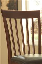 Slatback Chair Design