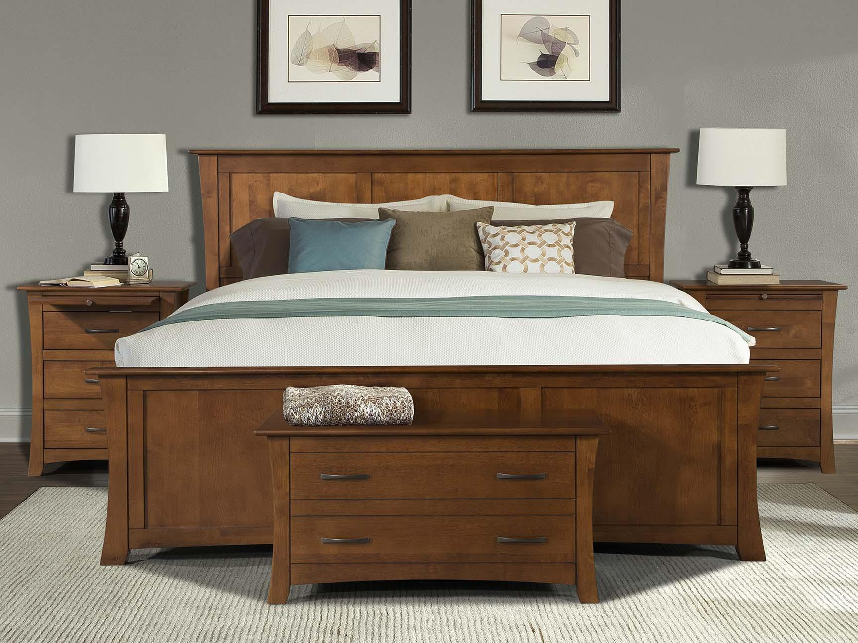 AAmerica Grant Park Queen Bedroom Group - Item Number: GP Q Bedroom Group 2