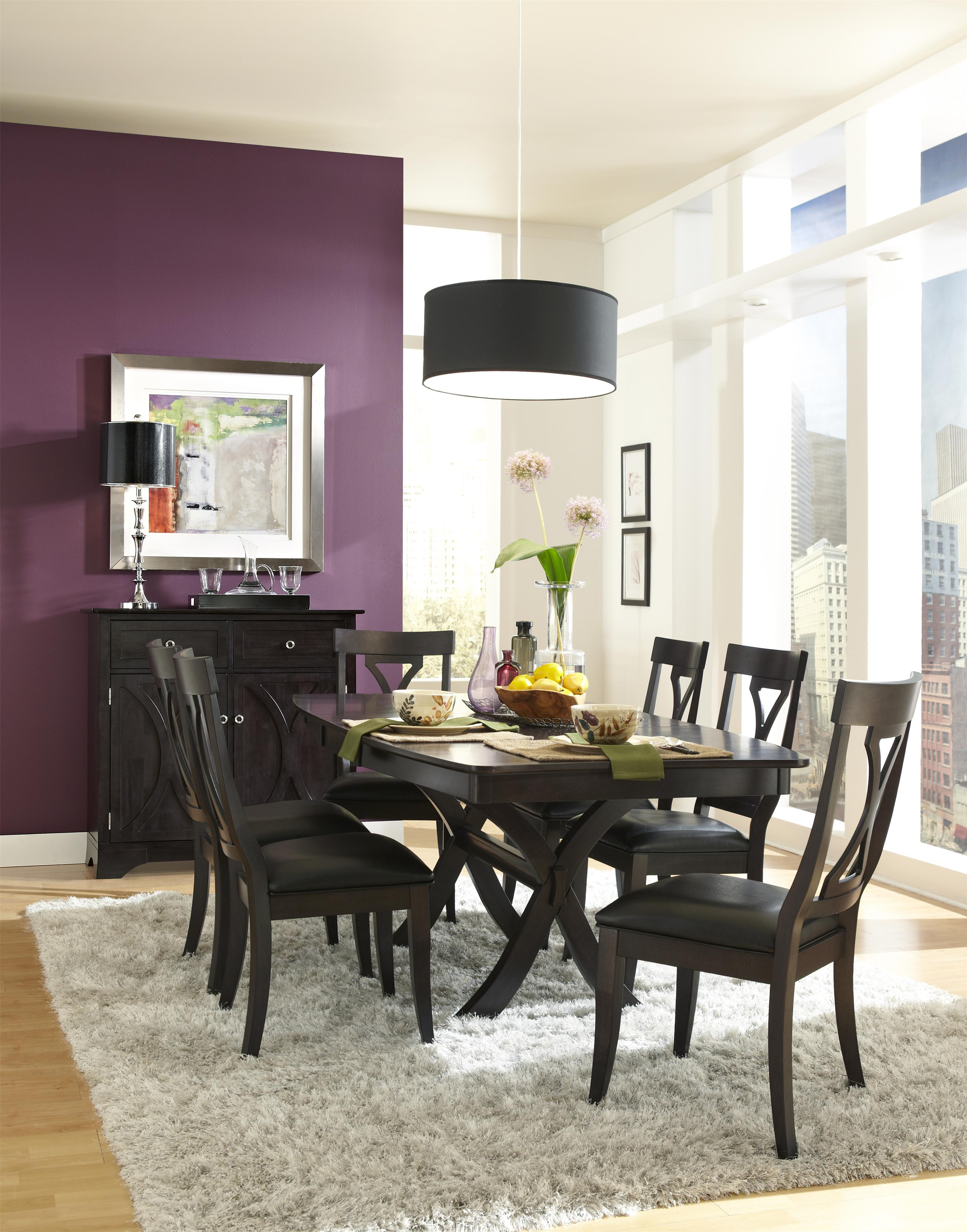 AAmerica Midtown Casual Dining Room Group - Item Number: MID Casual Dining Room Group 2