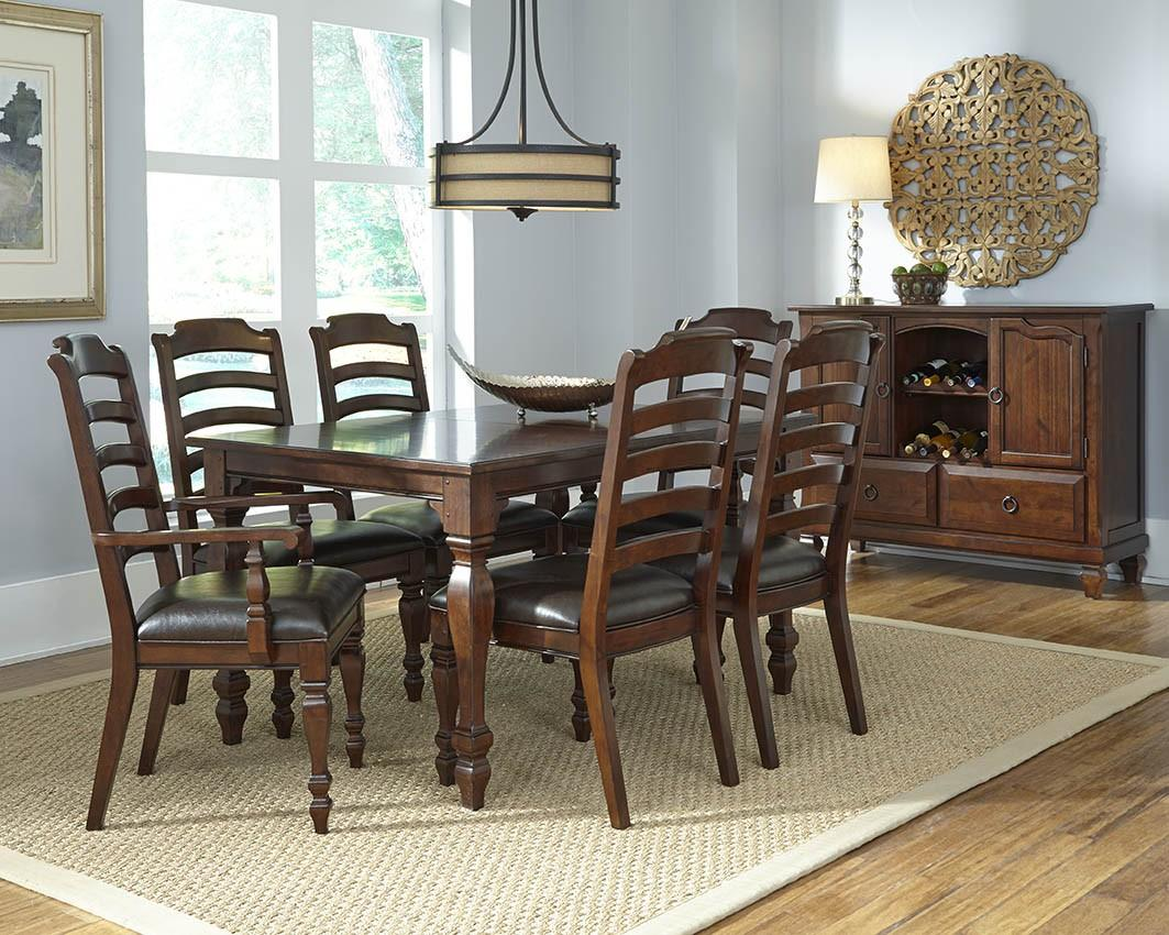 AAmerica Phinney Ridge Formal Dining Room Group - Item Number: PHI-MI Dining Room Group 1