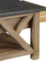 Chunky Wooden Beam Design