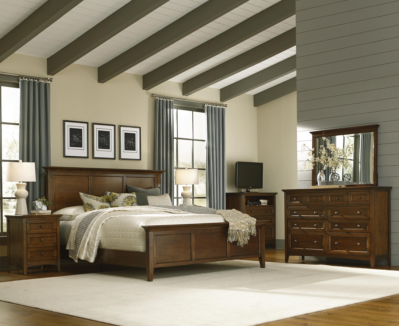 Aamerica Westlake King Bedroom Group Wayside Furniture