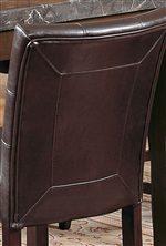 Elegant Seat Back Design