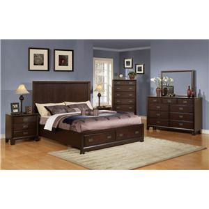 Acme Furniture Bellwood King Bedroom Group