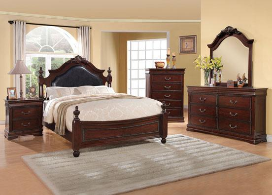 Acme Furniture Gwyneth California King Bedroom Group - Item Number: 218 CK Bedroom Group 2