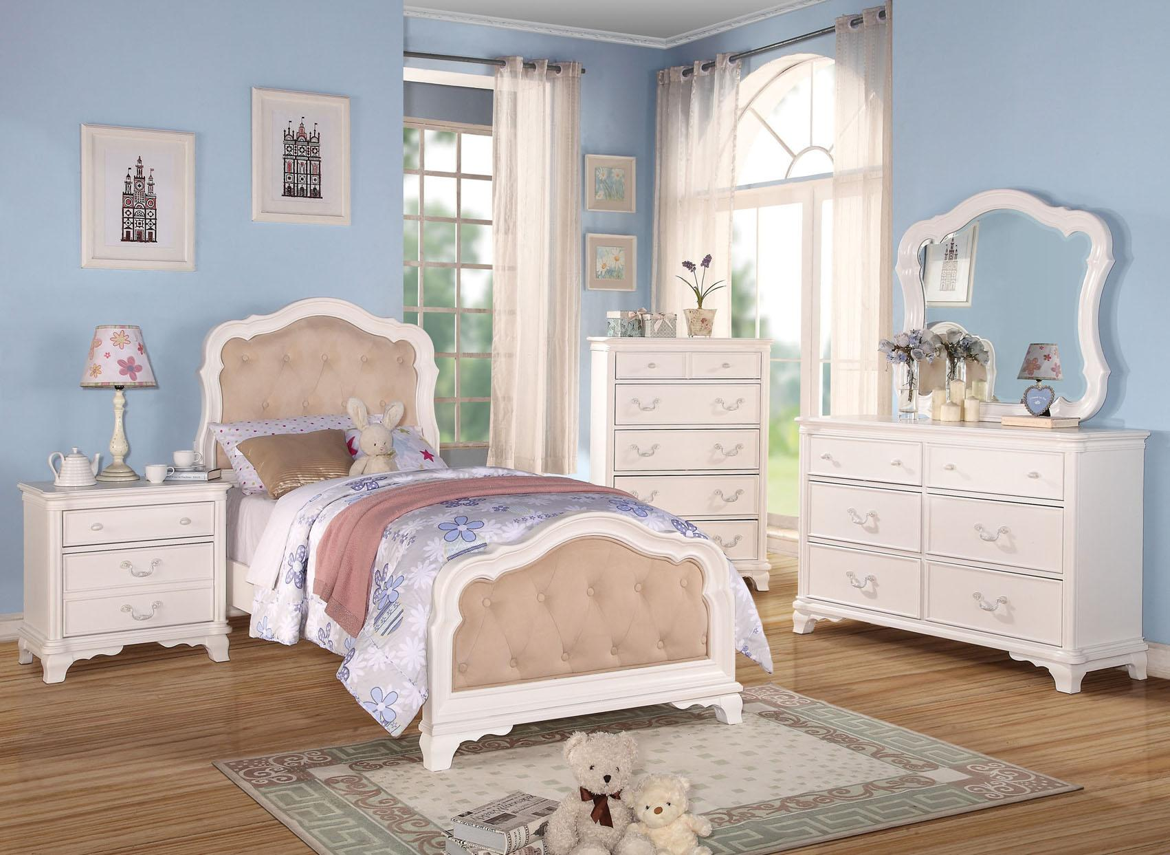 Acme Furniture Ira Twin Bedroom Group - Item Number: 3014 Twin Bedroom Group