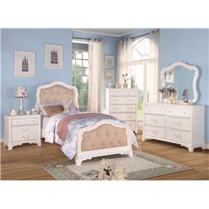 Acme Furniture Ira Twin Bedroom Group