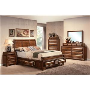 Acme Furniture Konane Queen Bedroom Group