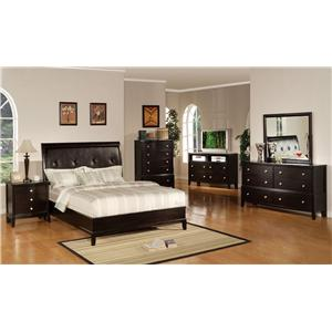 Acme Furniture Oxford Queen Bedroom Group