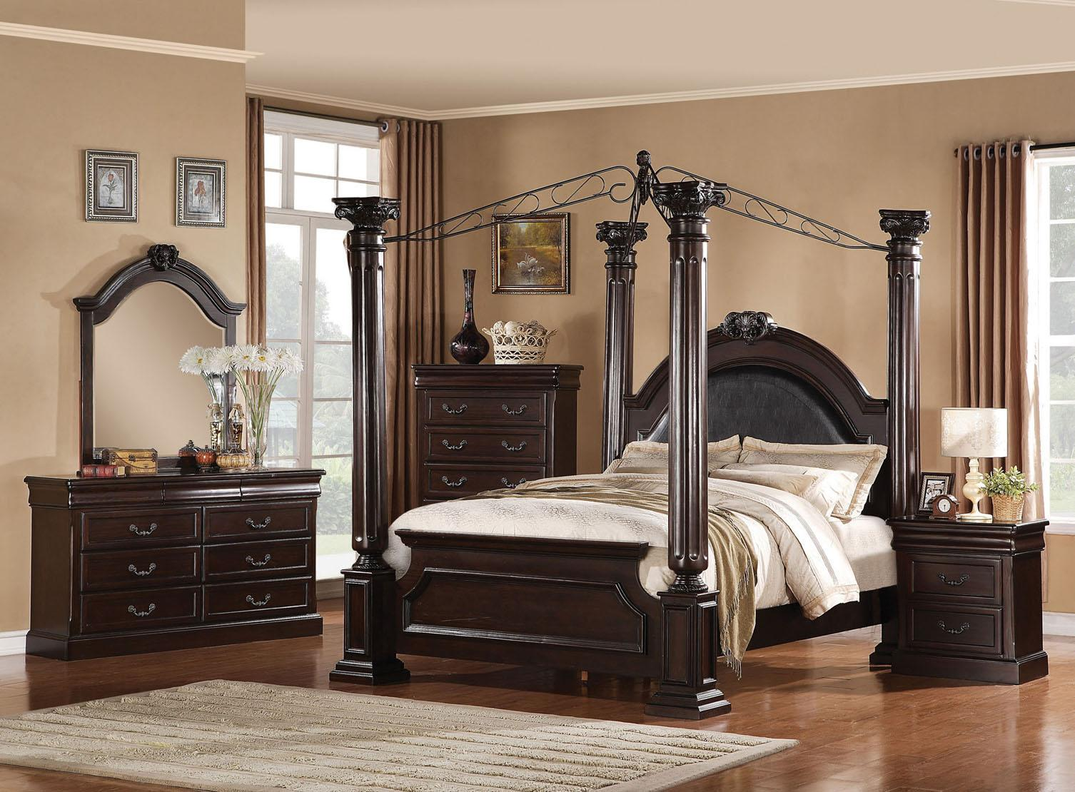 acme furniture bedroom sets. Acme Furniture Roman Empire California King Bedroom Group  Item Number RE