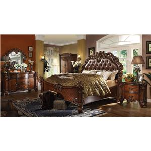 Acme Furniture Vendome Queen Bedroom Group