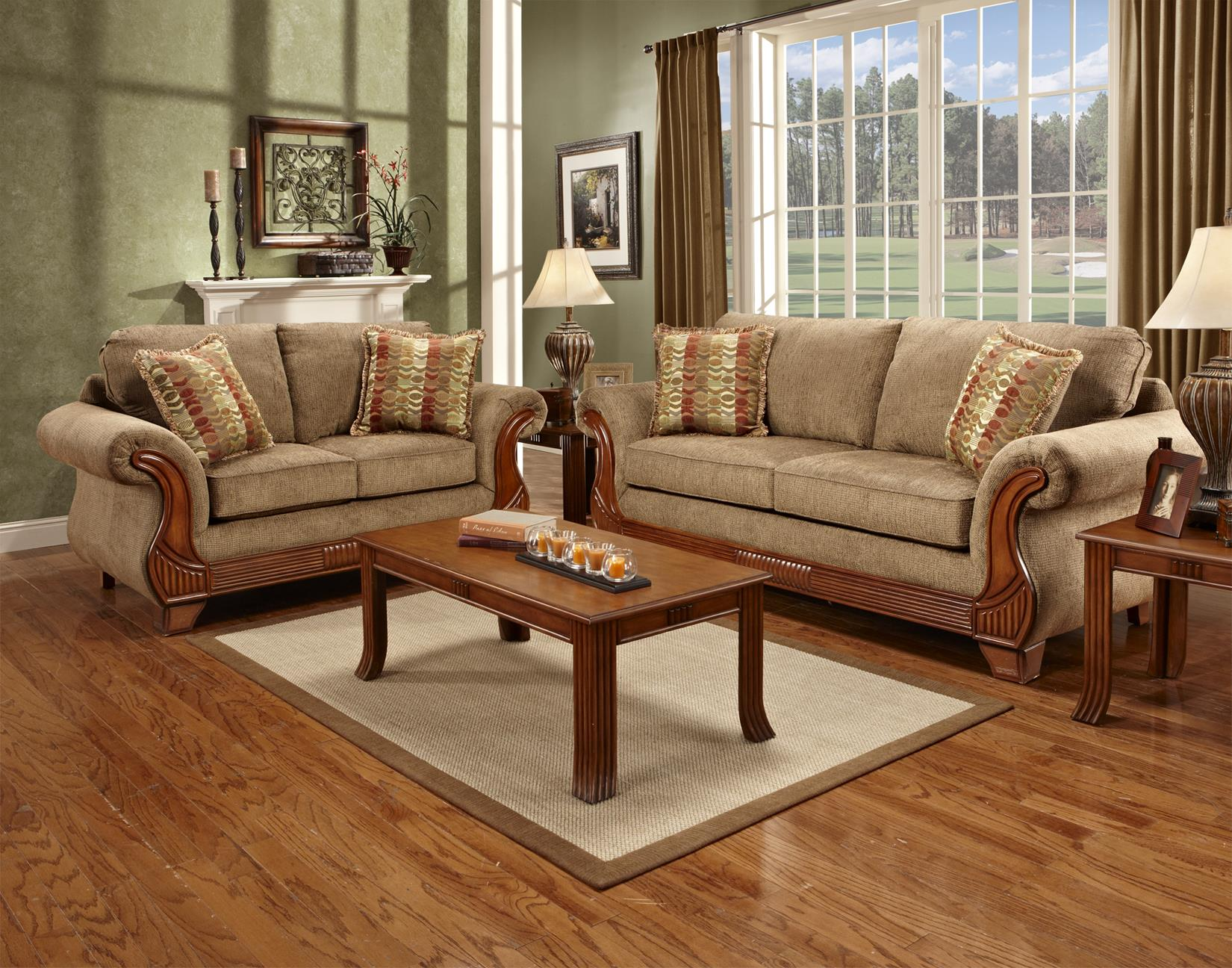 8400 Stationary Living Room Group by Affordable Furniture at Wilcox Furniture
