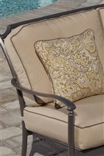 Welt Cord Trim on Cushions & Accent Pillows
