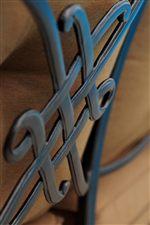 Woven Alumicast Chair Backs