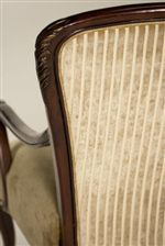 Wood Trim Chairs