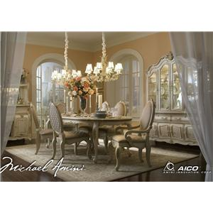 Michael Amini Lavelle Formal Dining Room Group