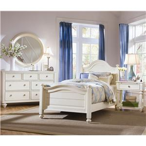 American Drew Camden - Light 9 Drawer Dresser