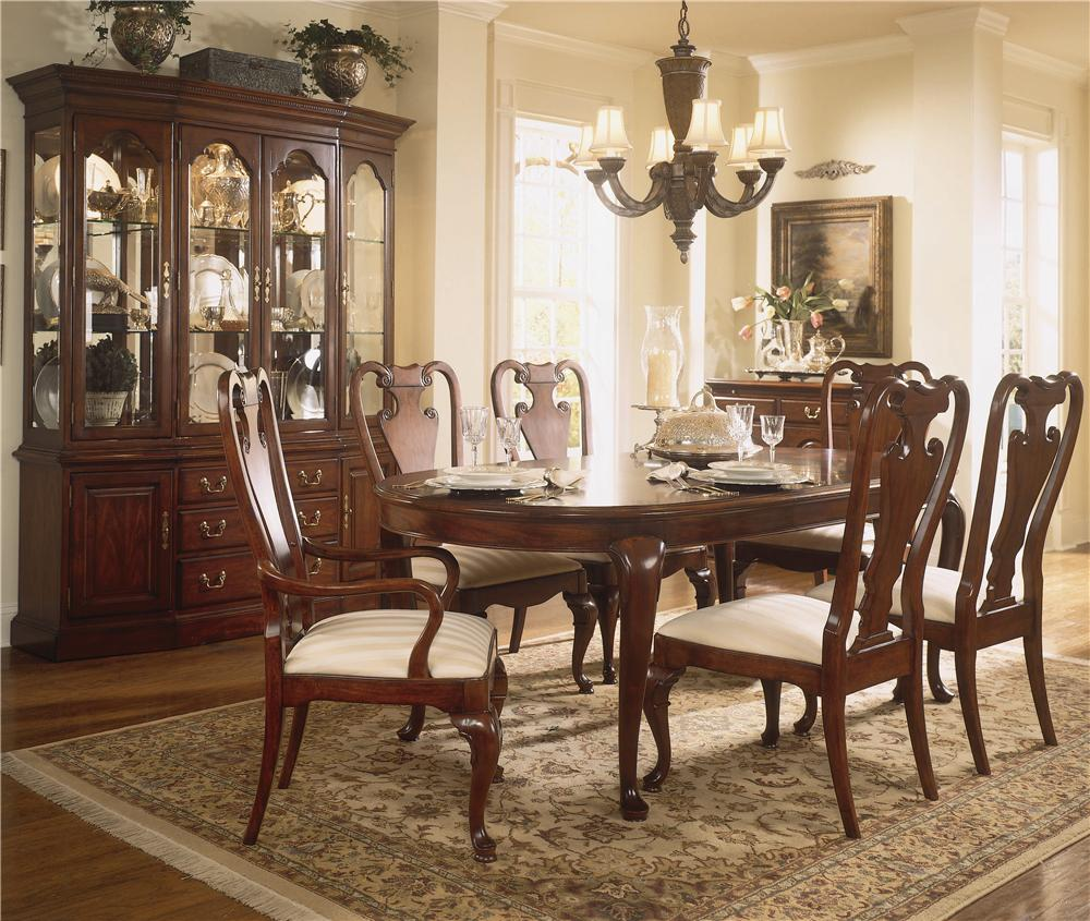 American Drew Cherry Grove 45th Formal Dining Room Group - Item Number: 790 F Dining Room Group 2