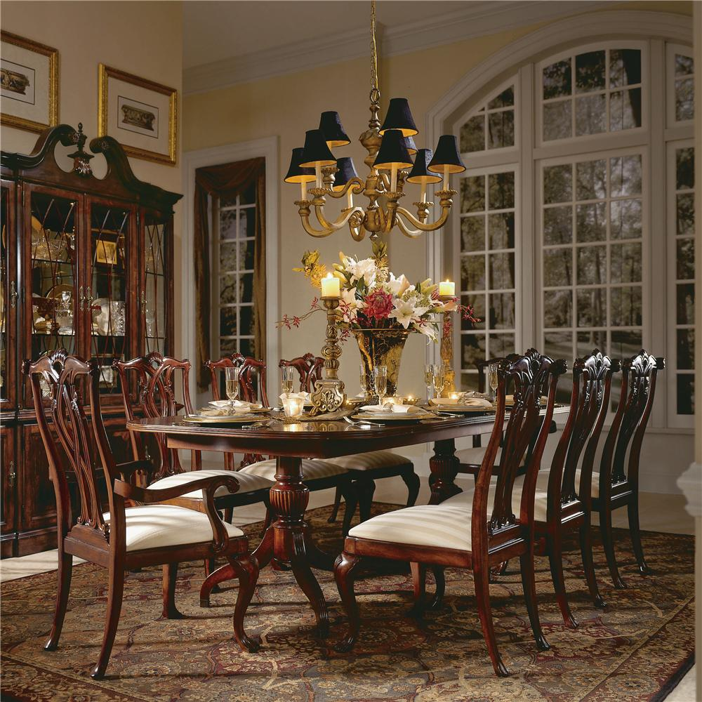 American Drew Dining Room Furniture: American Drew Cherry Grove 45th Formal Dining Room Group
