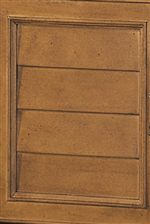 Louvre Panels Add Casual Character to Door Fronts