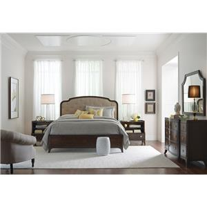 American Drew Grantham Hall California King Bedroom Group 1