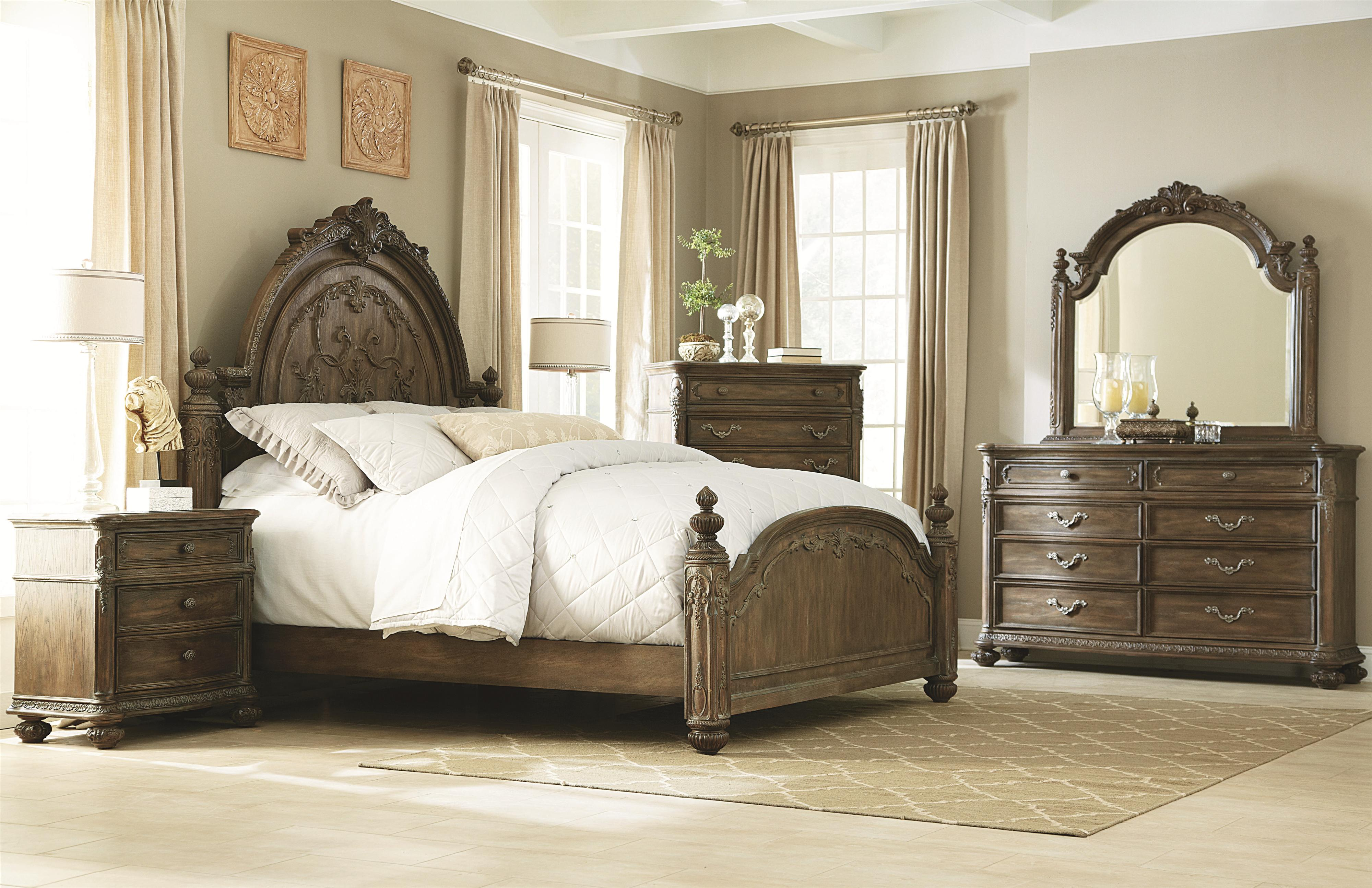 Charming American Drew Jessica McClintock Home   The Boutique Collection King Bedroom  Group   Wayside Furniture   Bedroom Groups