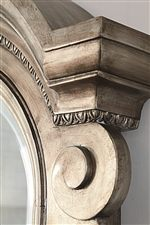 Classic Ionic Elements with Egg & Dart Molding