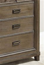 Square Feet and Inset Drawers