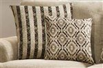 Accent Pillows Add Style and Comfort to this Collection