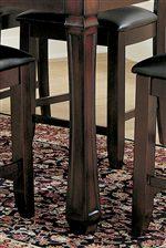 Ornate Table Legs