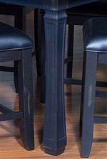 Ornate Legs