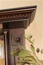 Decoratively Carved Frame