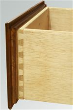 English Dovetails Front and Back