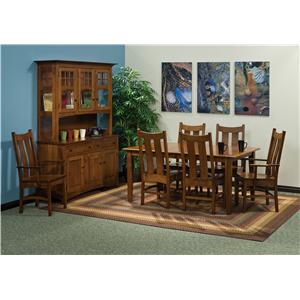 Morris Home Furnishings Classic 42