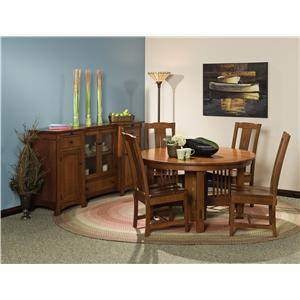 Morris Home Furnishings Hawley 54