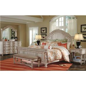 A.R.T. Furniture Inc Belmar II Queen Bedroom Group