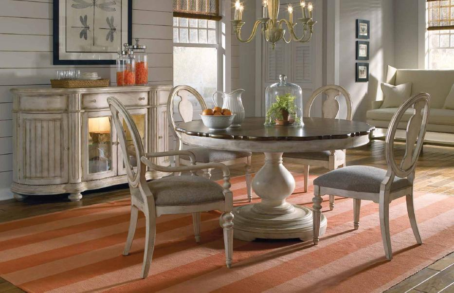A r t furniture inc belmar ii formal dining room group for A r t dining room furniture