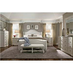 A.R.T. Furniture Inc Chateaux California King Bedroom Group