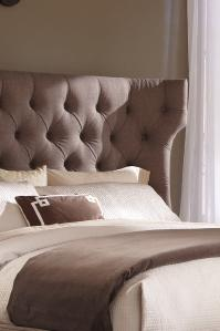 Curved and Upholstered Headboards