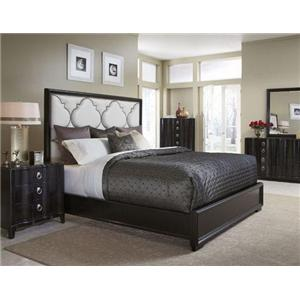 A.R.T. Furniture Inc Cosmopolitan Queen Bedroom Group