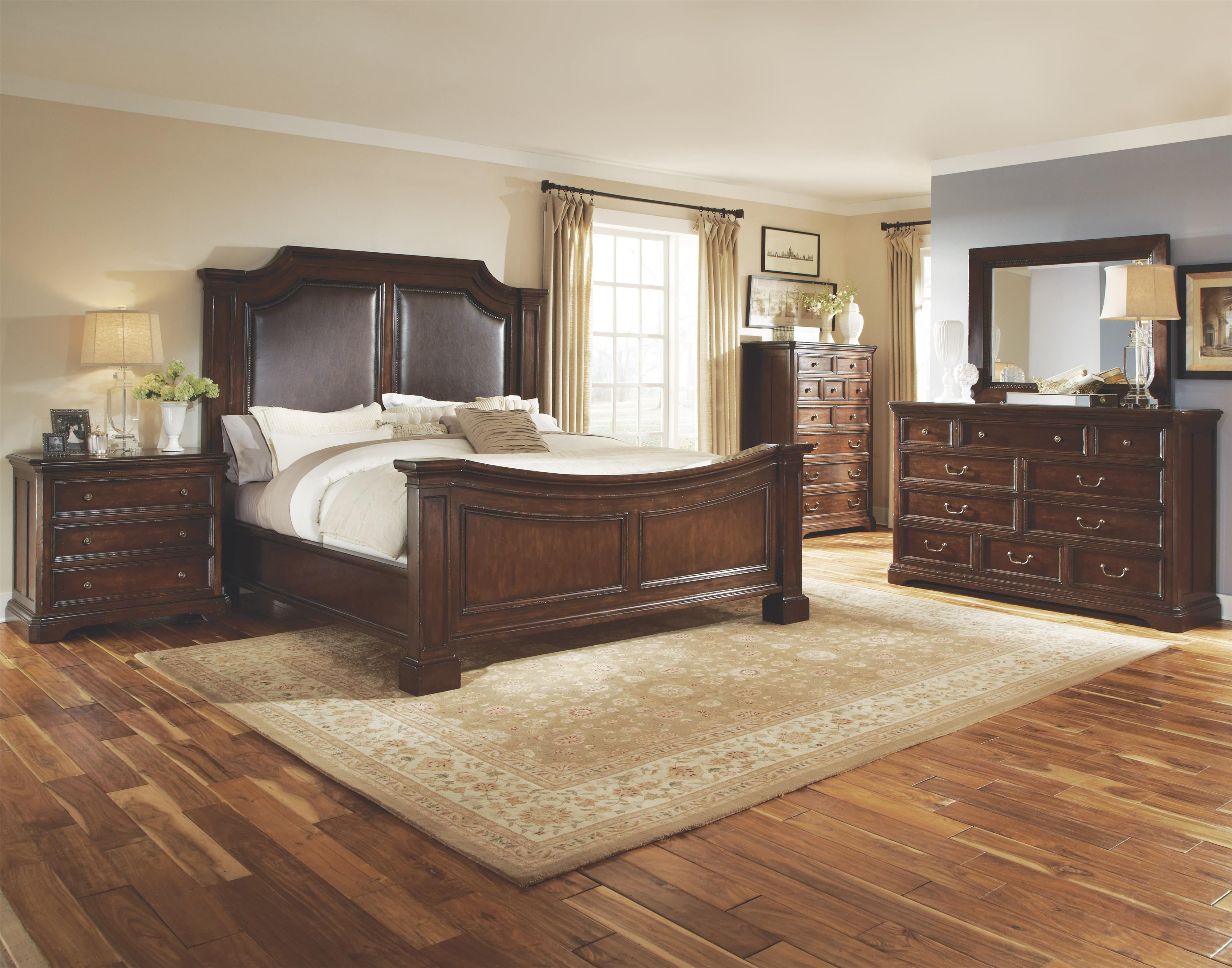 Belfort Signature Edwards Ferry King Bedroom Group - Item Number: 210 K Bedroom Group 2