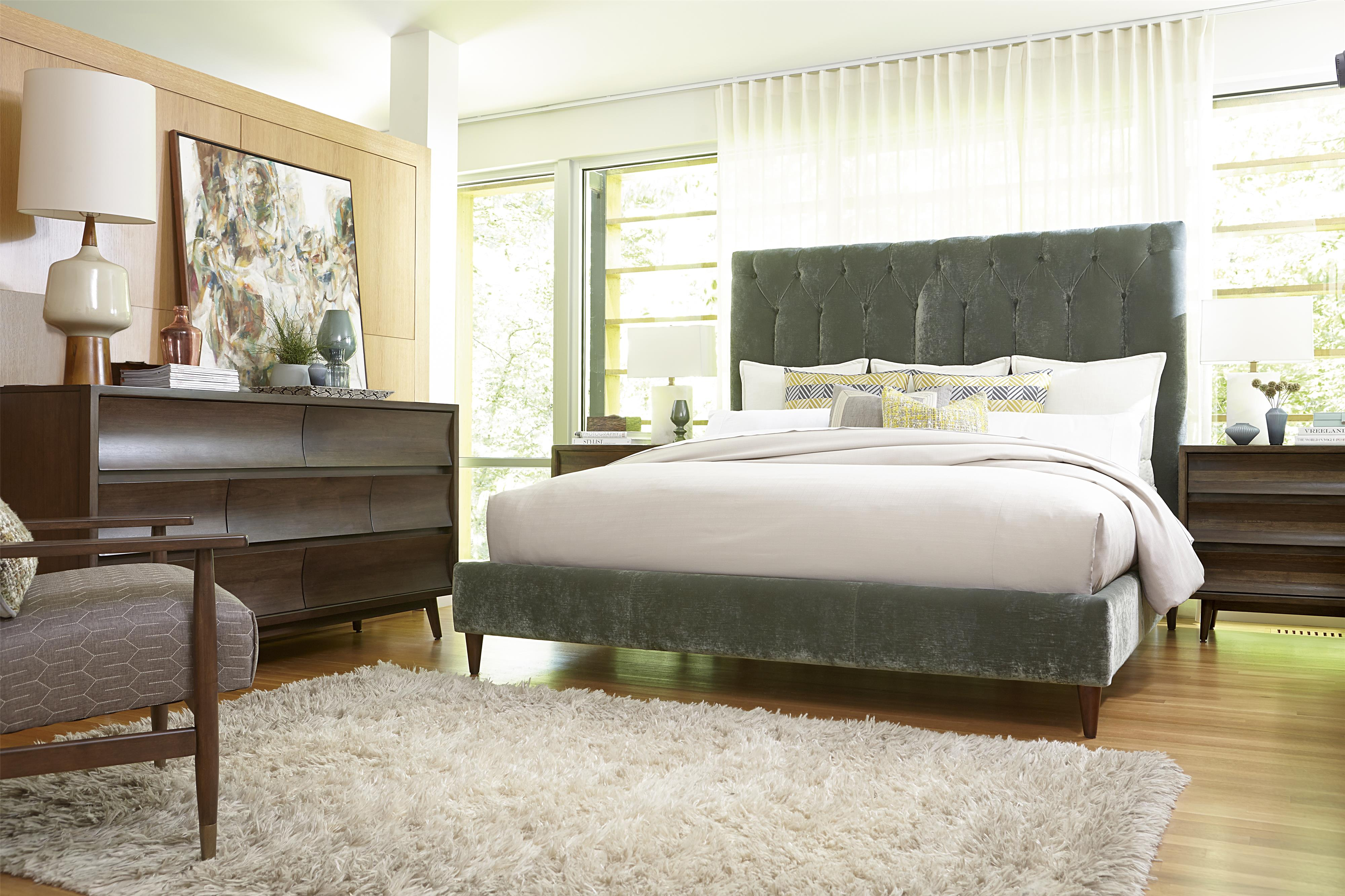 Belfort Signature Urban Treasures Queen Bedroom Group - Item Number: 223000-1812 Q Bedroom Group 2