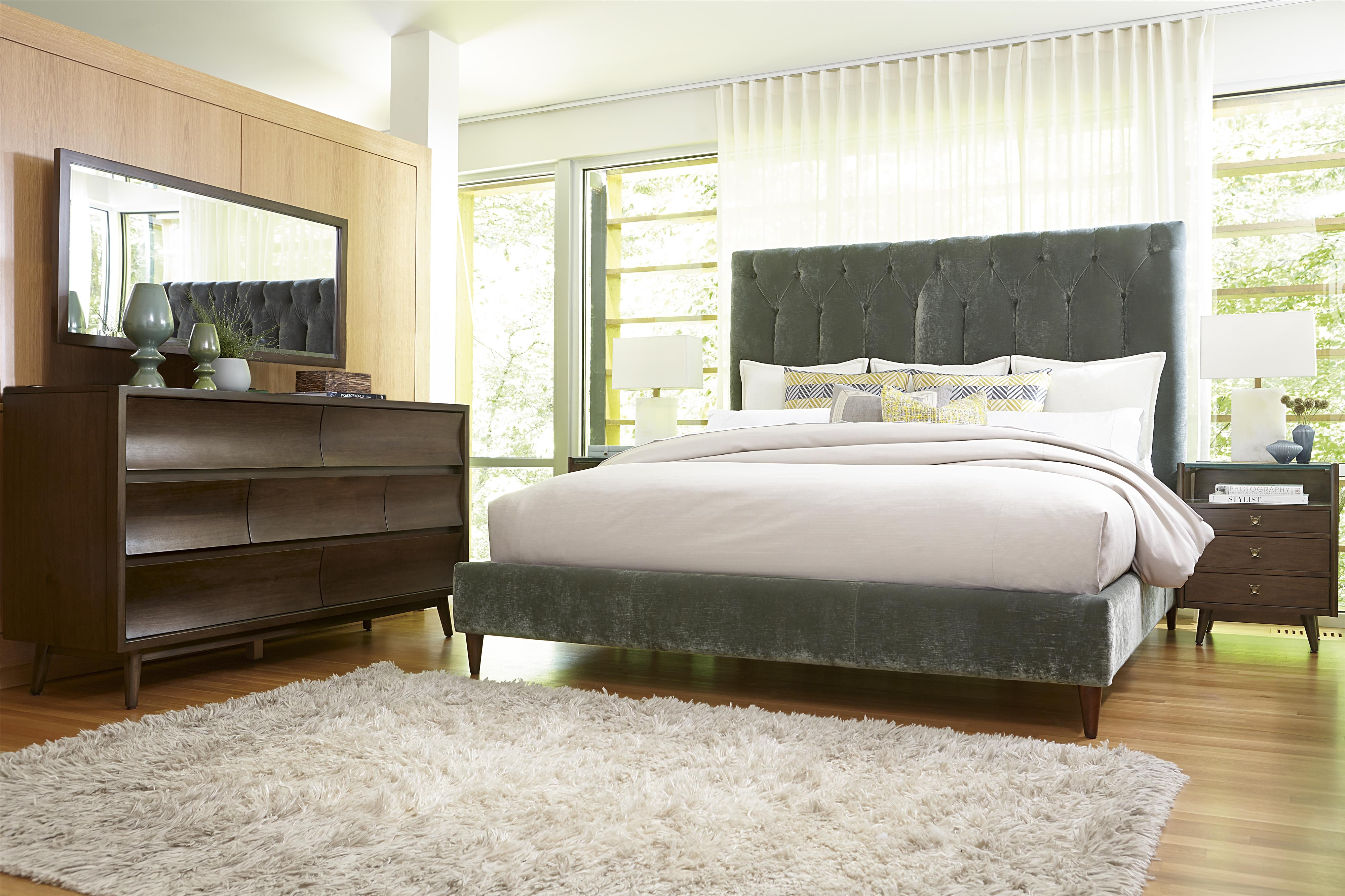 Belfort Signature Urban Treasures Queen Bedroom Group - Item Number: 223000-1812 Q Bedroom Group 3